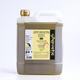 Azeite biológico Alfandagh 5l