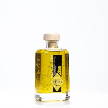 Dona Maria do Carmo d'Ouro azeite com partículas de ouro