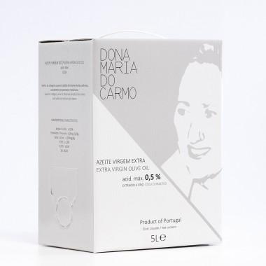 Azeite Dona Maria do Carmo box 5l