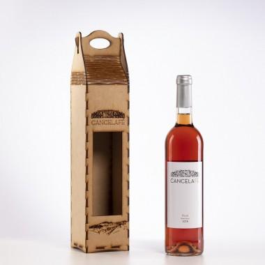 Vinho Rosé 2019 c/Caixa