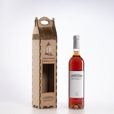 Vinho Rosé 2019 c/Caixa Alfândega