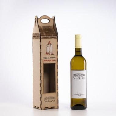 Vinho Branco 2019 c/Caixa Alfândega